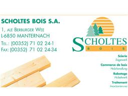 Scholter Bois